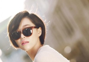 Brown Eyed Girls 'Ga In' Glamorous in Harper's BAZAAR Magazine April 2012
