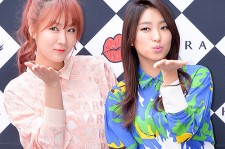 SISTAR Attends HERA 'Au Jour Le Jour Collection' Launching Event