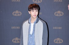 Beast's Lee Ki Kwang Attends DECKE Flagship Store Opening Event