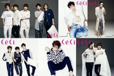 b1a4 ceci photo shoot
