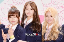 Girls Generation[SNSD] Attends Casio 'Baby-G' 20th Anniversary Party