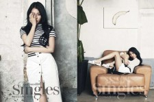 sunmi singles photo shoot