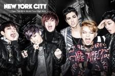 Teen Top 'High Kick' World Tour in NYC