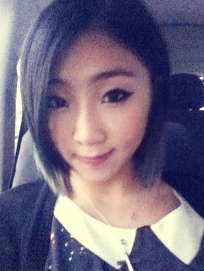 2NE1's Minzy Photo Show Prettier Face 'Power of Makeup?'key=>0 count1