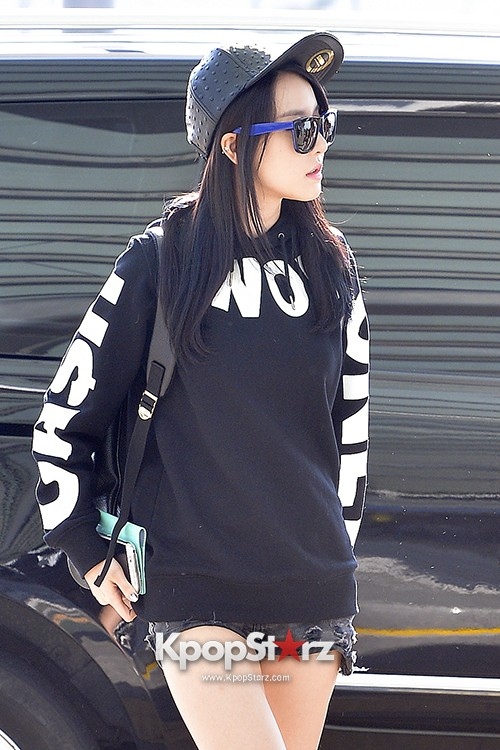 Rainbow at Incheon Airport Heading to Shanghai, Chaina to Perform at Arirang TVkey=>13 count41