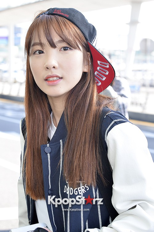 Rainbow at Incheon Airport Heading to Shanghai, Chaina to Perform at Arirang TVkey=>38 count41