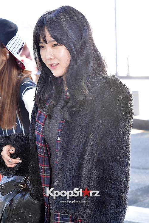 Rainbow at Incheon Airport Heading to Shanghai, Chaina to Perform at Arirang TVkey=>39 count41