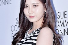 Girls Generation[SNSD] Seo Hyun Attends Sue Comma Bonnie 2014 F/W Presentation Event