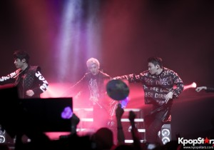 Teen Top puts on a show at Club Nokia in Los Angeles