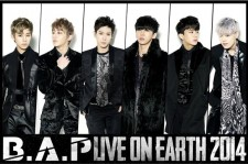 B.A.P Adds Australia To Their 'B.A.P LIVE ON EARTH CONTINENT TOUR'