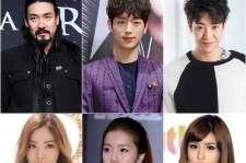 Shin Sung Woo, Seo Kang Joon, Park Min Woo, NaNa, Bom, and Song Ga Yeon Confirmed for