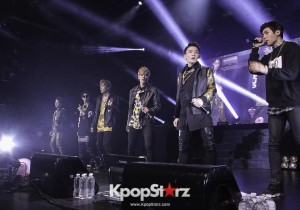 Teen Top World Tour 'High Kick' USA - New York City - March 23, 2014