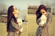 seohyun spring outing