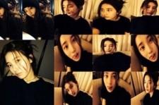 suzy all-black self-camera