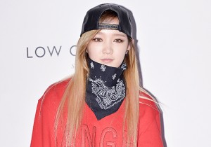 Miss A Min and Jia Attend Low Classic 2014-15 F/W Collection Fashion Show
