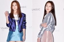 Kim Yoon Hye and Jung Yeon Joo and Attend Low Classic 2014-15 F/W Collection Fashion Show