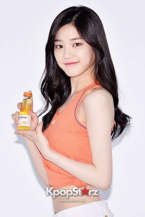 Lee Yoo Bi Filming for the Drink Brand 'Miero Fiber' - March 28, 2014 [PHOTOS]key=>44 count46