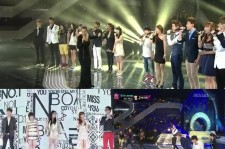 BoA, JYP, and Insooni Performs Special Stage for 'K-Pop Star'