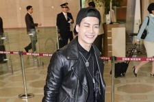 Got7 at Gimpo International Airport Heading to Japan for Attending Mnet's M!Countdown