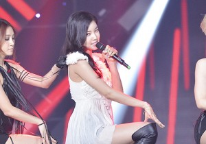 NS Yoon-G (Yasisi) at SBS MTV The Show : All about K-POP