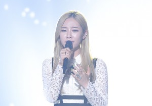 Sunnydays Realvocal (With The Same Lips) at SBS MTV The Show : All about K-POP