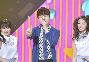 Hong Dae Kwang (Thank You My Love) at SBS MTV The Show : All about K-POP