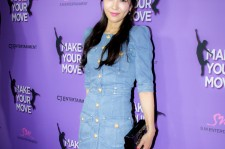 SM Superstar BoA at the LA Special Benefit Screening of Duane Adler's MAKE YOUR MOVE