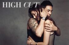 so ji sub high cut photo shoot
