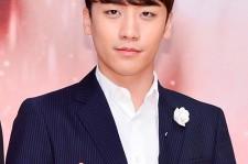 Big Bang's Seungri Attends SBS New Drama 'Angel Eyes' Press Conference