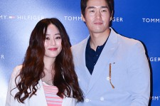 Yoo Ji Tae and Kim Hyo Jin Attend Tommy Hilfiger′s Capsule Collection ′True to the Blue′ Launching Event
