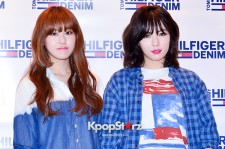 4Minute's HyunA and Huh Gayoon Attend Tommy Hilfiger′s Capsule Collection ′True to the Blue′ Launching Event