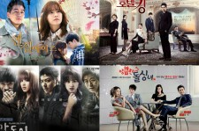 'Angel Eyes', 'Hotel King', 'Gap-Dong', and 'Cunning Single Lady' join 'Three Days' as much see dramas for April.