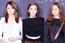 Yoon Eun Hye, Son Dam Bi and Gong Hyo Jin