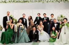 The union of families through marriage is a central theme in 'Wedding Palace'.