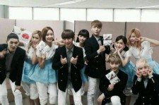 CRAYON POP AND K-MUCH
