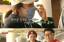 lee hyori surprise appearance on running man