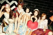 4MINUTE's Still Got It - Taking the Top with
