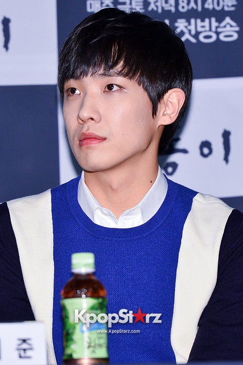 MBLAQ's Lee Joon Attends in the Press Conference of Upcoming tvN Drama, 'Gap Dong' key=>11 count17