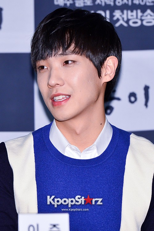 MBLAQ's Lee Joon Attends in the Press Conference of Upcoming tvN Drama, 'Gap Dong' key=>14 count17