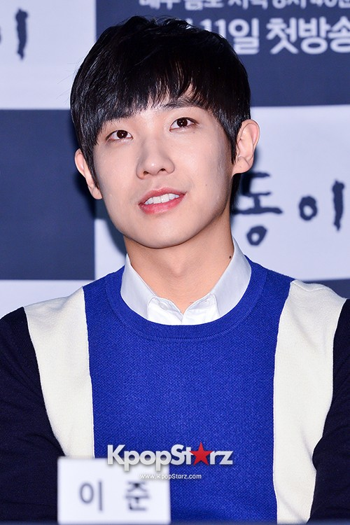 MBLAQ's Lee Joon Attends in the Press Conference of Upcoming tvN Drama, 'Gap Dong' key=>15 count17