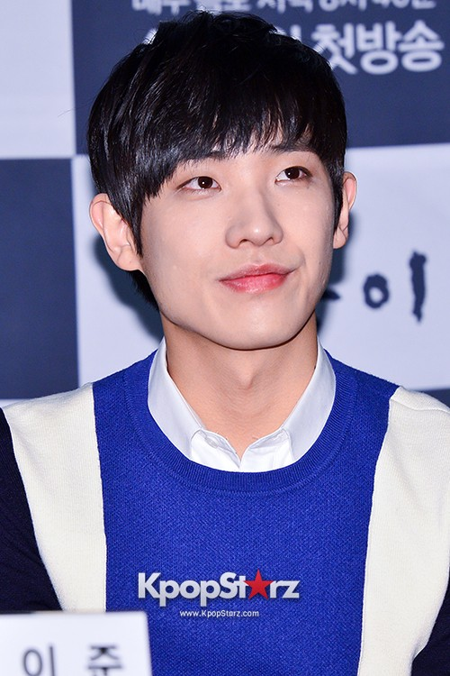 MBLAQ's Lee Joon Attends in the Press Conference of Upcoming tvN Drama, 'Gap Dong' key=>16 count17