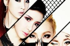 2NE1 singer Park