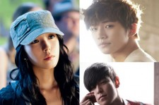 BoA - 2PM - Junho - Big Bang's TOP - Multi-Entertainers Ready To Take Control Of The Big Screen