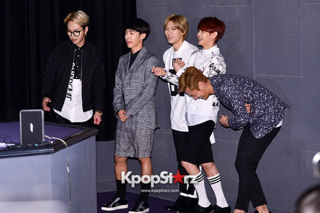"Beast at MBC Showtime ""Burning the BEAST""key=>1 count64"