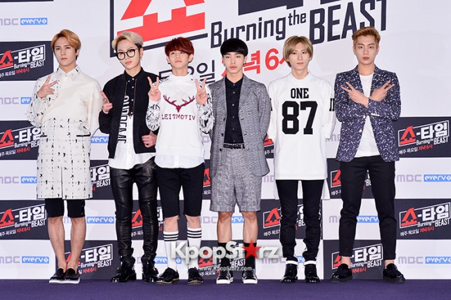 "Beast at MBC Showtime ""Burning the BEAST""key=>4 count64"