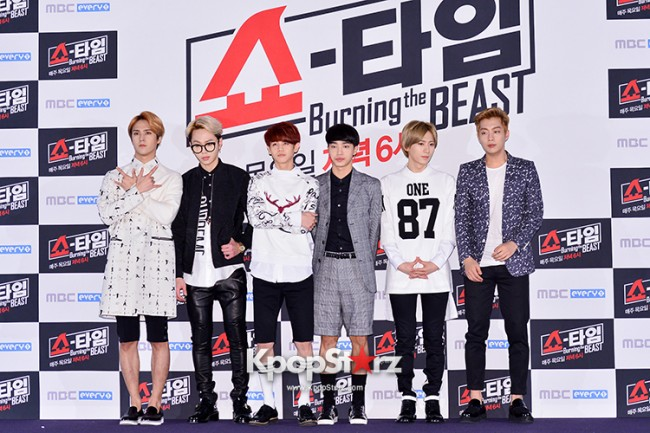 "Beast at MBC Showtime ""Burning the BEAST""key=>5 count64"