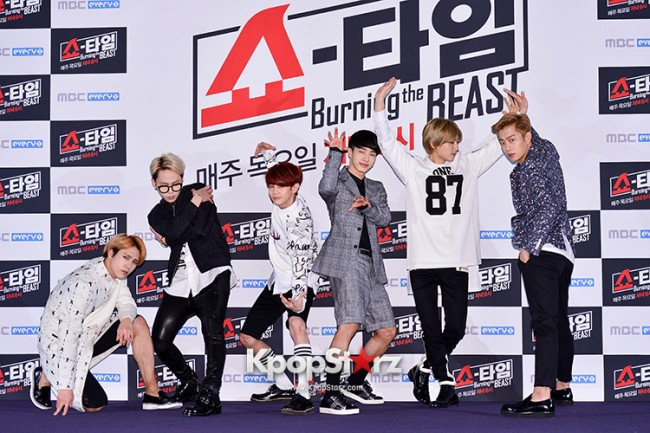 "Beast at MBC Showtime ""Burning the BEAST""key=>9 count64"