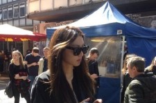 soo hyun in london