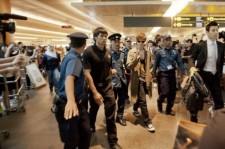 Kim Hyun Joong Causes Big Chaos at Singapore Airport