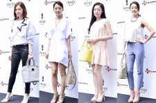 Gu Jae Yi, Jang Hee Jin, Jung Yeon Joo and Choi Yeo Jin Attend Defaye Black Event